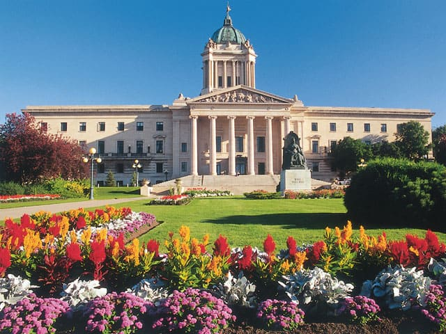 Image result for Manitoba Legislative building