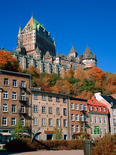 A look at the worlds snow capital quebec city in canada