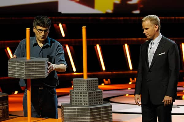 Marshall Carroll in Canada's Smartest Person on CBC 2012