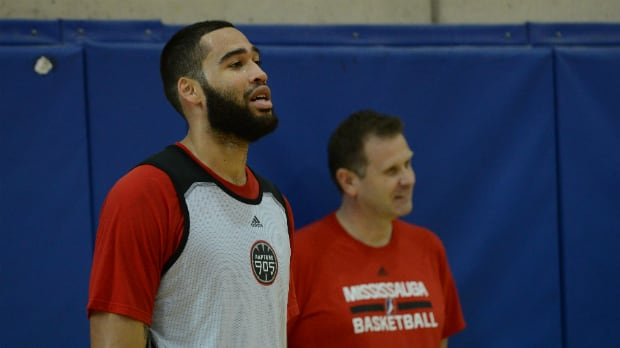 Smart People: For Raptors 905 player Keanau Post, physical intelligence is a slam dunk