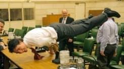 yoga-trudeau