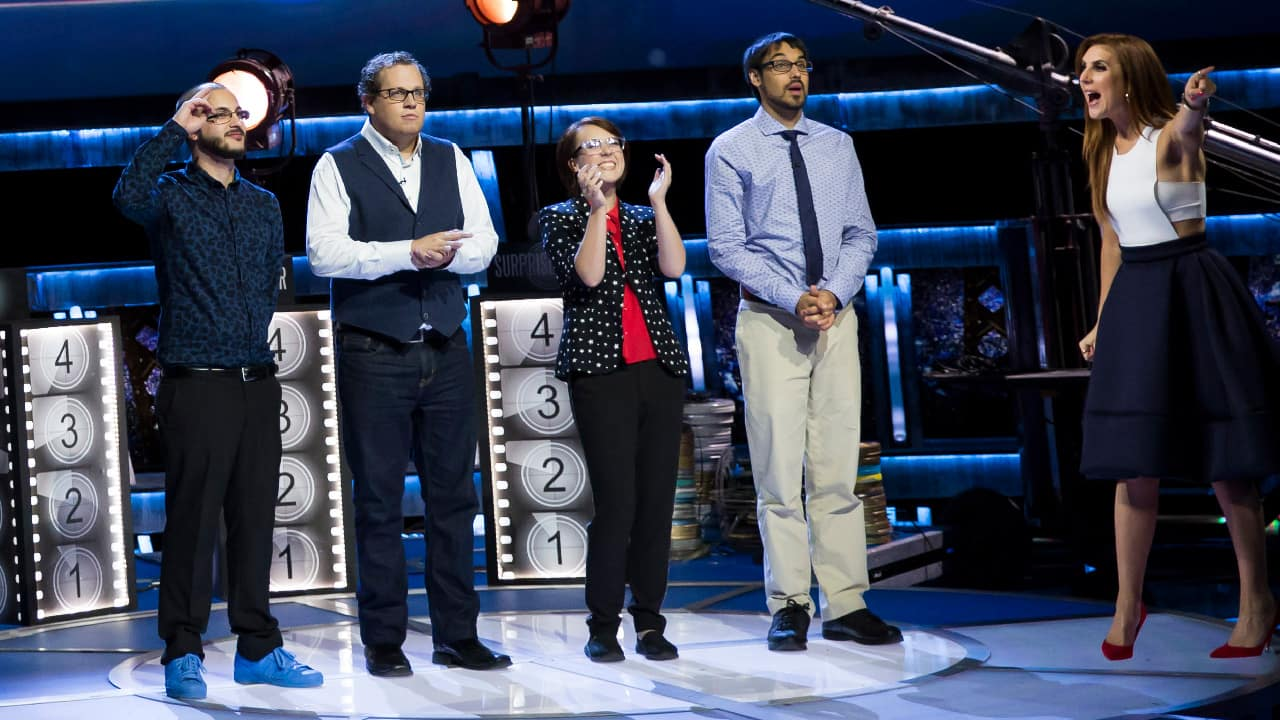 Canada's Smartest Person nominated for 4 Canadian Screen Awards