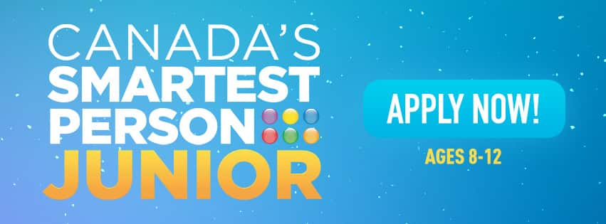 Canada's Smartest Person Junior