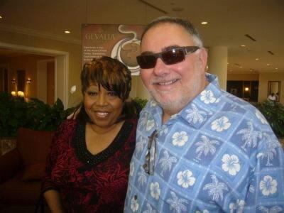 Densie LaSalle & Duke Robillard, Memphis 2011 300.jpg