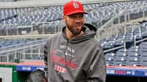 Big-game righty Chris Carpenter and the St. Louis Cardinals are hardened from the battles they won en route to their World Series title a year ago. (Alex Brandon/Associated Press)