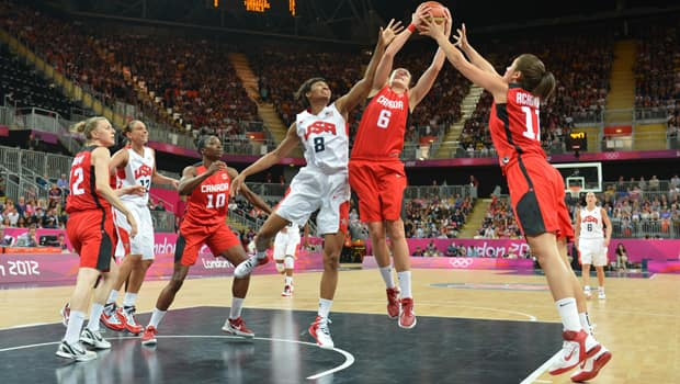 Canada's women's basketball team hard-pressed for ...