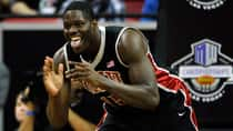 Anthony Bennett of Brampton, Ont., is the first high schooler to enter the UNLV program and opt to turn pro after one season. (Jeff Bottari/Getty Images)