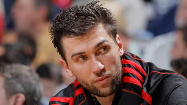 Andrea Bargnani has failed to deliver on the promise that convinced Toronto to take him with - bargnani-130304-620-thumb-620xauto-309043