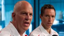 Basketball Canada general manager Steve Nash, right, listens as head coach Jay Triano speaks during a news conference in Toronto on July 29. Triano will get to combine NBA talent with global experience at the upcoming FIBA Americas tournament. (Frank Gunn/Canadian Press)