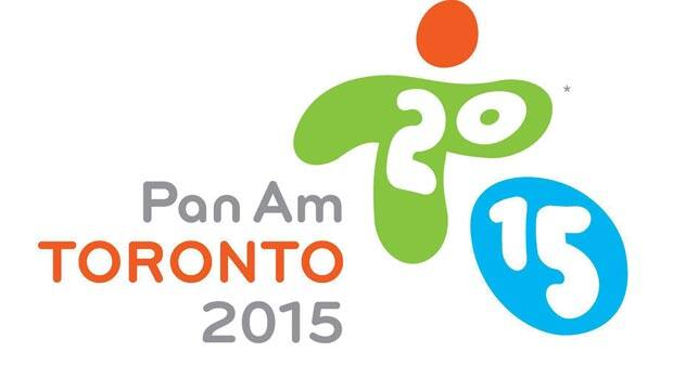 The logo for the 2015 Pan American Games in Toronto. (Canadian Press)