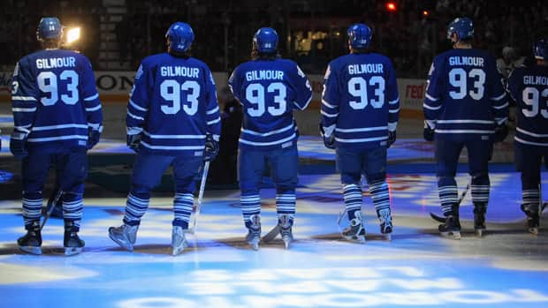 Doug Gilmour Night in Toronto back in January 2009 was a standout moment for our author. (Dave Sandford/Getty Images)