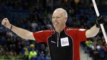 Glenn Howard has won 27 of his last 28 games, including the Brier final. (Jonathan Hayward/Canadian Press)