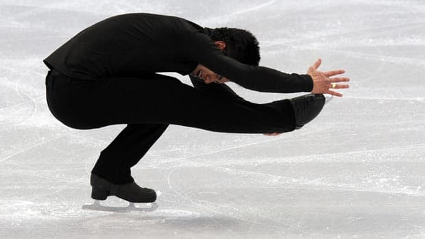 Reigning world champion Patrick Chan is getting ready to make his Grand Prix season debut this week at the Skate Canada International event in Mississauga, Ont. (Yuri Kadobnov/AFP/Getty Images)