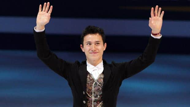Canadian and 2011 world champion Patrick Chan say matching last year's success is his main focus. (Oleg Nikishin/Getty Images)