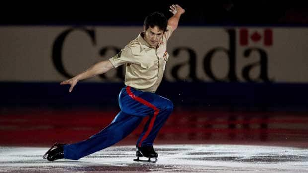 World men's figure skating champion Patrick Chan created a stir by saying in an interview that he feels unappreciated in Canada. (Paul Chiasson/Canadian Press)