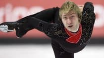 Russian figure skater Evgeni Plushenko performed a mesmerizing free program at the 2006 Torino Olympics that finally earned him a gold medal. (Yuri Kadobnov/AFP/Getty Images)