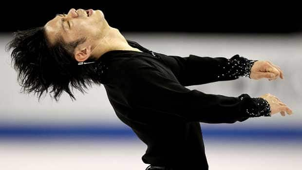 Japan's Daisuke Takahashi has both the artistry and technical proficiency to make a run at Patrick Chan for the men's world title. (Matthew Stockman/Getty Images)