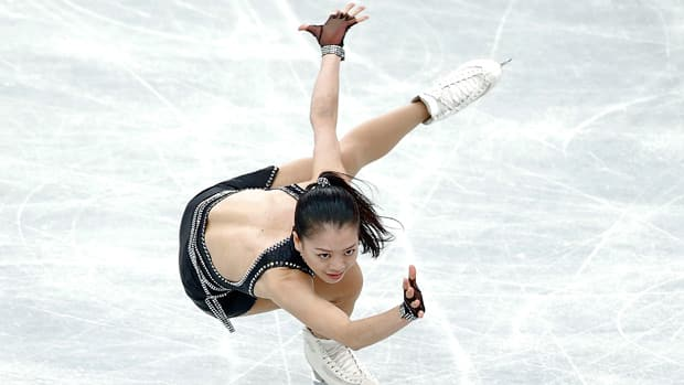 The performance of Japan's Akiko Suzuki at the NHK Trophy over the weekend was a highlight for Pj Kwong. (Kiyoshi Ota/Getty Images)