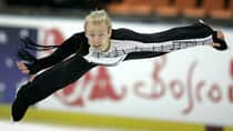With a judging system in place, most figure skaters simply follow the rules when they hit the ice. Russia's Ilia Klimkin, seen here performing in 2006, was one of those skaters that pushed the sport's boundaries and left fans and fellow skaters alike wanting more. (Ivan Sekretarev/Associated Press)