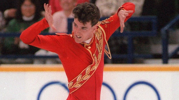 There is only one thing to be said about the many accomplishments by Canada's Brian Orser: impressive. (Jerome Delay/Getty Images)