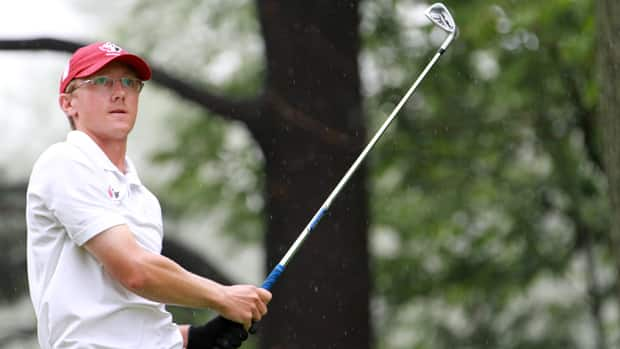 Dundas, Ont., golfer Mackenzie Hughes made the most of his opportunity by progressing through a playoff to earn a spot in the U.S. Open field next week at the iconic Merion Golf Club near Philadelphia.