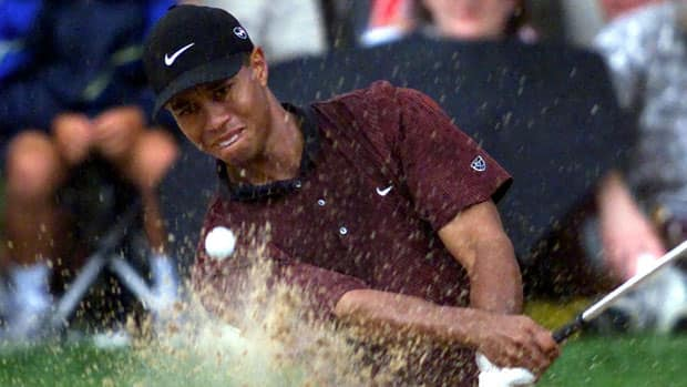 Tiger Woods won the 2000 Canadian Open at Glen Abbey in spectacular fashion. (Frank Gunn/Canadian Press)