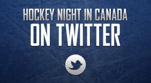 Follow Hockey Night in Canada on Twitter