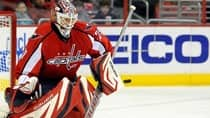 Tomas Vokoun of the Washington Capitals had a couple of bad games and has not played since.  (Patrick McDermott/Getty Images)