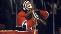 Ken Dryden in his glory days, long before he met Bruce Rainnie! (Bruce Bennett/Getty Images)
