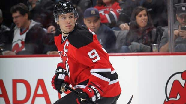 Signing forward Zach Parise won't be easy as the New Jersey Devils look for financial relief from the NHL. (Bruce Bennett/Getty Images)