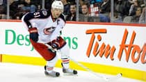 Rick Nash has 280 goals and 531 points in 654 games with the Blue Jackets. (Richard Wolowicz/Getty Images)
