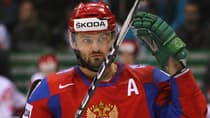 Russian forward Alexander Radulov played two NHL seasons before bolting for the newly formed KHL in 2008 with one year remaining on his entry-level contract with the Nashville Predators.  (Martin Rose/Bongarts/Getty Images)