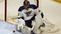 Jarsolav Halak has been part of a great goalie tandem for the St. Louis Blues. (Jonathan Daniel/Getty)
