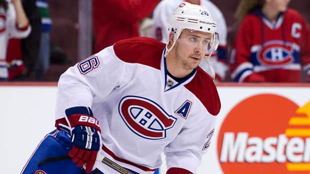 Montreal Canadiens defenceman Josh Gorges told the media Monday that the players want to continue negotiating a new deal before the Sept. 15 deadline. (Rich Lam/Getty Images)