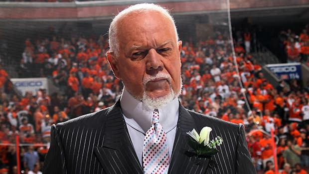 In Friday's 'one-liners' edition of Fan's Comment of the Day, one fan thinks Don Cherry would make a great NHL commissioner. Agree or disagree?  (Bruce Bennett/Getty Images)