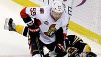 Ottawa Senators defenceman Sergei Gonchar signed with the KHL on Sunday, one day after the NHL imposed a lockout of its players. (Elise Amendola/Associated Press)
