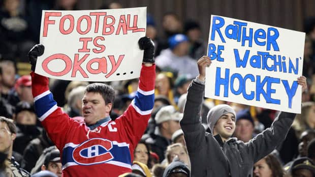 Several fans have expressed a surprising level of anger, bitterness and hatred towards the NHL labour strife. (Dave Chidley/Canadian Press)