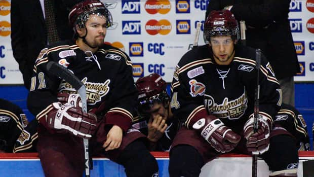 Oshawa Generals general manager Jeff Twohey (not pictured) has strong ties to the Peterborough Petes. (Andrew Vaughan/Canadian Press)