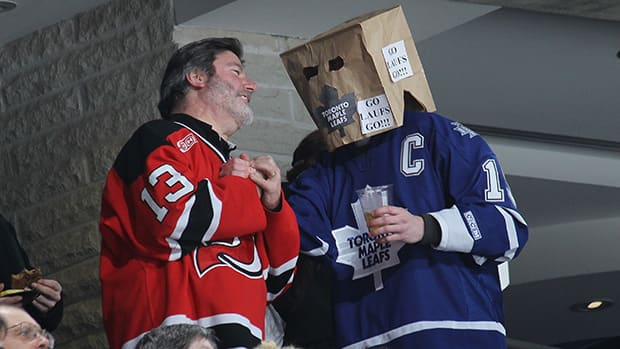 Sure, the Maple Leafs aren't that good. But what if you were flying in from Europe to watch the Leafs take on one of your favourite teams? And then you found out there was a lockout...