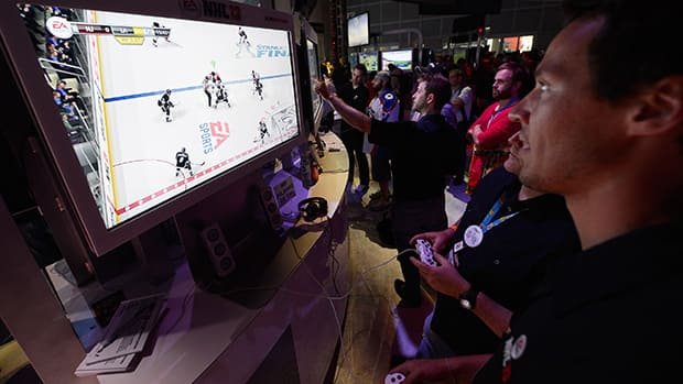 For the duration of the lockout, would you watch a competition of the 30 best video gamers representing the NHL's 30 teams? Do you have what it takes to be one of them? (Kevork Djansezian/Getty Images)
