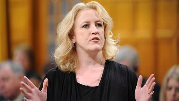 One fan believes that since the NHL lockout has dragged on so long, the Canadian Minister of Labour, Lisa Raitt, should get involved. (File/Canadian Press)