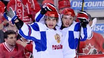 Edmonton Oilers draft pick Nail Yakupov had been plying his trade in the KHL but returned to torment Canadian junior players during the Super Series with other Russian juniors. (File/Canadian Press)