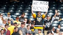 Hockey fans have had precious little to cheer about since the NHL locked out players on Sept. 16. (Justin K. Aller/Getty Images)
