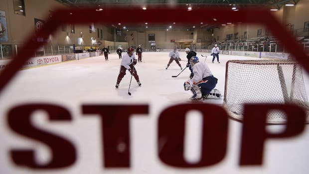 It's the 80th day of the NHL lockout, and fans are less than patient with both sides.(Christian Petersen/Getty Images)