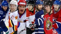Canadian teams in the NHL will have much pondering to do about some of their young stars, and whether they crack the lineup in the shortened season. (Getty Images/CBCSports.ca)