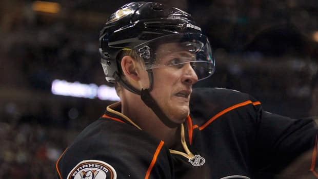 The Anaheim Ducks couldn't replace what winger Corey Perry brings to the ice. (Alex Gallardo/Reuters)