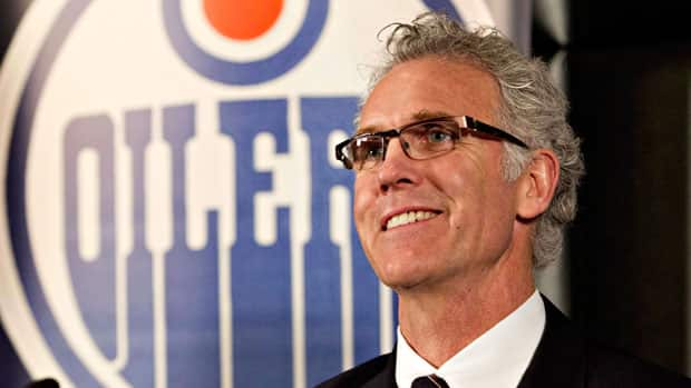 Former Oilers player and coach Craig MacTavish is Edmonton's new GM. (Jason Franson/Canadian Press)