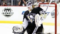 Penguins backup netminder Tomas Vokoun is 6-1 with a 1.85 GAA and a shutout since replacing Marc-Andre Fleury on May 9. (Justin K. Aller/Getty Images)