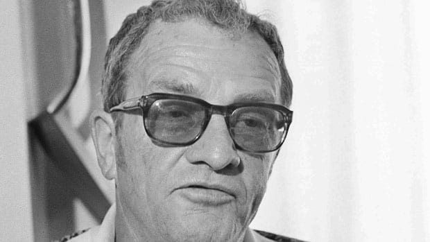 Former Philadelphia Flyers coach Fred Shero, shown here in this 1978 file photo, won back-to-back Stanley Cups with the team in 1974 and '75. (Associated Press/File)