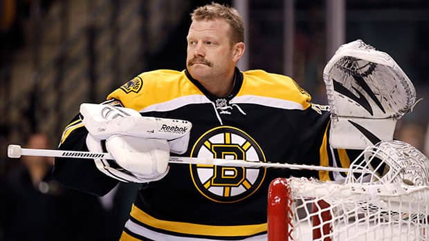 Tim Thomas won a Stanley Cup championship, a Conn Smythe Trophy and two Vezinas, all after his 35th birthday. (Winslow Townson/Associated Press)